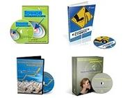 Сборник инфопродуктов на DVD