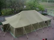апмейские палатки с хранения
