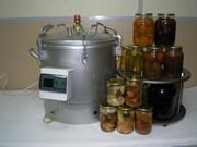 Автоклав для консервирования бытовой
