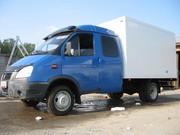 Изготовление и ремонт фургонов на грузовой транспорт!