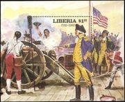 Марки: спорт,  космос,  Либерия