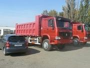Продаём самосвалы новые в наличии  Хово,  Howo в Омске ,  6х4 25 тонн ,  2300000 руб.