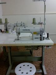 швейная машина оверлок раскроечный стол