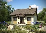 Одноэтажный загородный дом в Арамиле -44 кв.м. - 1800 000 руб.
