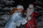 Только 24,  25 и 29 декабря  ВОЛШЕБНЫЕ ЧАСЫ  у Деда Мороза и Снегурочки