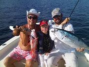 Рыбалка в Майами с чемпионом Флориды капитаном Феликсом!