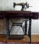 Швейная машина,  антикварианая