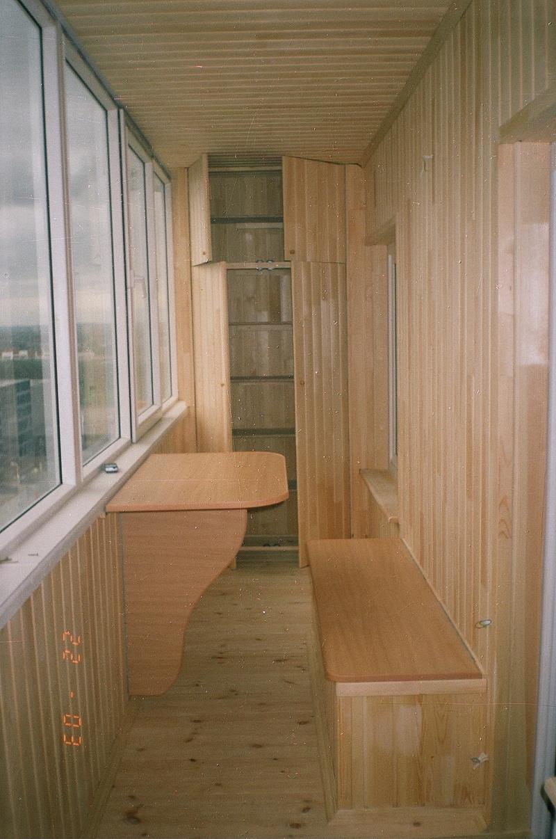 Отделка балконов и лоджий. опытный мастер. без посредников. .