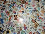 Большая коллекция - больше 10 тысяч марок