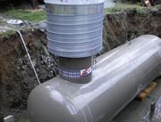 Автономное газоснабжение на пропане