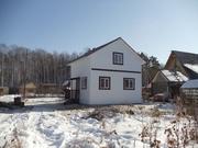 Продам новый 2х этажный дом в саду «Русь» 12км Серовского тракта.