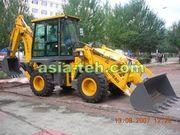 Экскаватор-погрузчик Shandong LinGong (SDLG) LGB680!