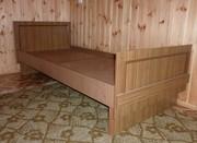 Полутораспальная кровать для дачи