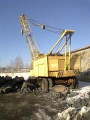 Кран дизельно-электрический МКП-25А