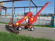 Зернометатель,  зернопогрузчик ПЗС-150