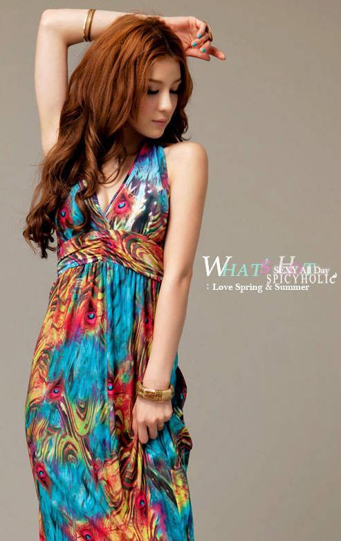 Летние платья из китая купить