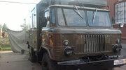 ГАЗ 66 КУНГ,  Для охоты и рыбалки. Подготовлен.