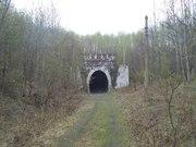 Заброшенный туннель В Дидино