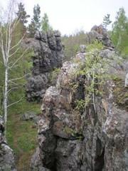 Поход на Азов гору и катание на троллее