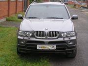 BMW X5. бензин 4.8 л.,  2004г,
