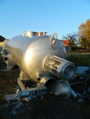 Оборудование:кормосмесители, вакуумные котлы КВМ-4.6,  Волгарь 5,  ПЗ-3А