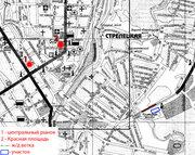 Продам земельный участок в центре г.Курска,  пл. 1,  62Га....