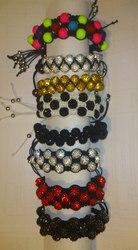 Оригинальные браслеты  -  обереги ШАМБАЛА. Разного цвета и плетения...