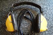 Наушники ТДС-6 стерео. Транзисторный радиоприёмник 2-го класса