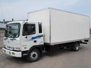 Hyundai HD-120 изотермический фургон