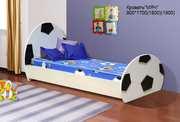 Кровать детская Футбольный Мяч