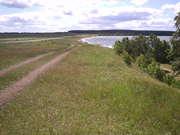участок на берегу оз Увильды