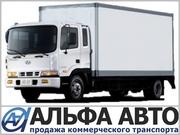 HD 120 промтоварный фургон