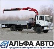 Hyundai HD-170 с КМУ