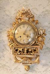 Старинные настенные часы Швеция начало 20 века