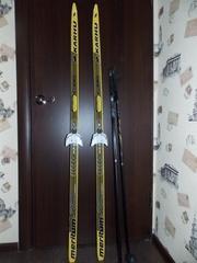 Лыжи беговые karhu meritum XC