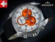 BISSET - часы прямо из Швейцарии