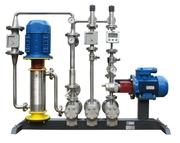 УСБ-5.3 Установка Смешивания Жидкостей в потоке