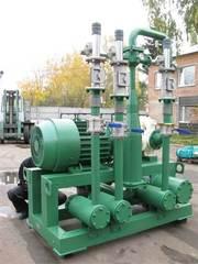 УСБ-100.4 Установка компаундирования смесевых бензинов (топлив)