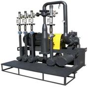УСБ-100.5 Установка смешивания и растворения жидкостей в потоке