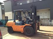 Продам вилочный погрузчик Toyota Geneo 50 (5 тонн)