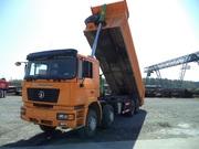 НОВЫЙ самосвал Шакман 8х4 SX3316DT366 40 тонн Евро IV В НАЛИЧИИ