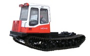 Шасси трелевочного трактора МСН-10 (ТТ-4М). Производство.