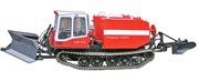 Производство. Лесопожарный трактор МСН-10ПМ «Рубеж 4000»