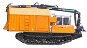 Передвижной сварочный агрегат МСН-10АПС «СИНТЕЗ» на шасси трелевочника.