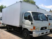 Hyundai HD 78 Изотермический фургон