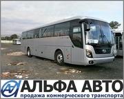 Туристический Автобус премиум класса Hyundai Universe