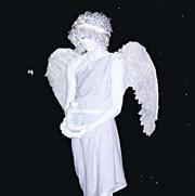 Снежные и Рождественские ангелы на Новый год