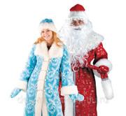 Дед Мороз и Снегурочка в Екатеринбурге!