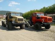 Текущий и полный капитальный ремонт автомобилей «Урал»