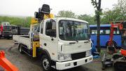 Продам грузовик бортовой с манипулятором Hyundai GOLD (Новый)